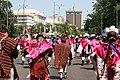 La colectividad boliviana en España celebra su fiesta en honor a la Virgen de Urkupiña 02.jpg