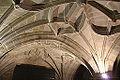 La preciosa bóveda que hay a la entrada de la Iglesia de Oya (15807318937).jpg