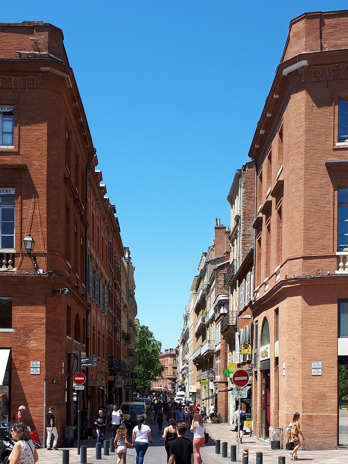 Rue Lafayette Toulouse : rue lafayette toulouse wikip dia ~ Medecine-chirurgie-esthetiques.com Avis de Voitures