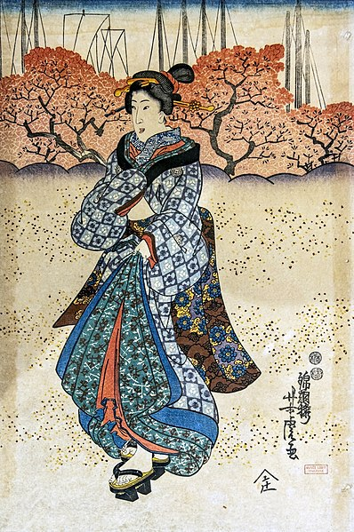 utagawa yoshitora - image 10