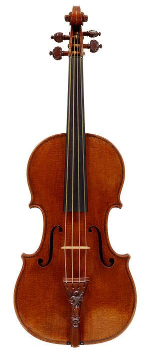 Lady Blunt Stradivarius - The 1721 Lady Blunt