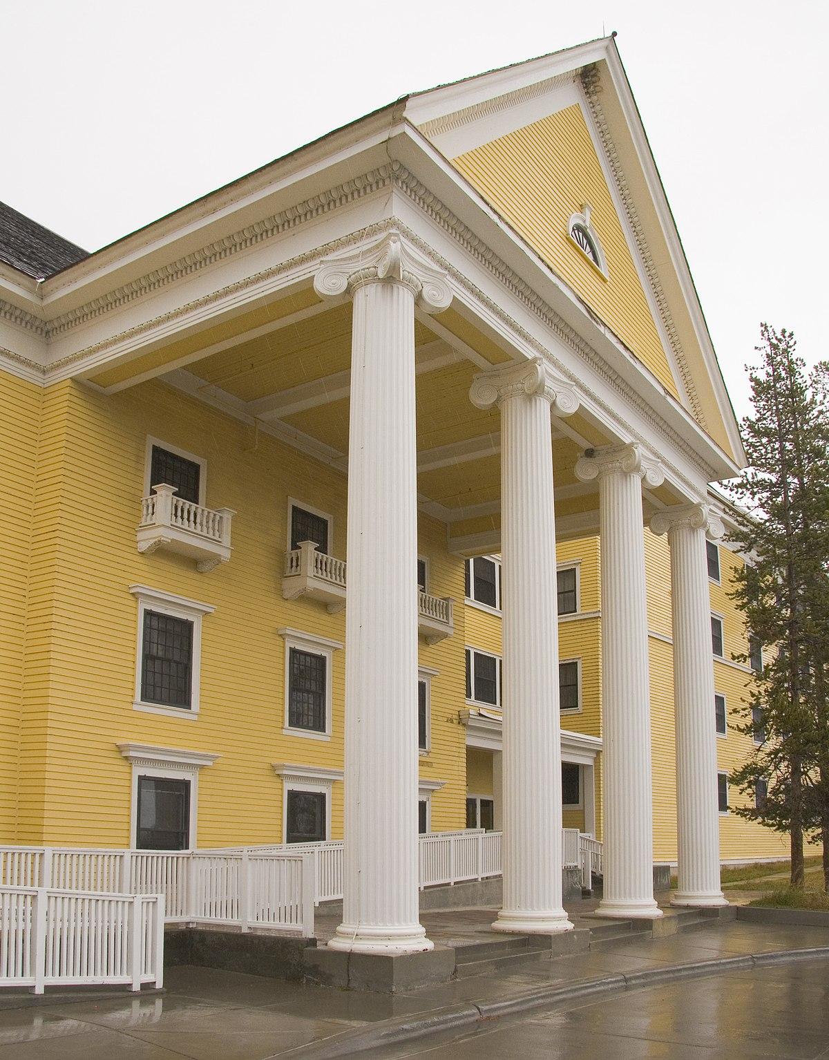 lake hotel - wikipedia