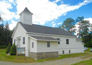 New Milford Township, Susquehanna County, Pennsylvania - Lakeside Community Church