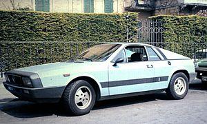 Lancia Montecarlo - First series Beta Montecarlo
