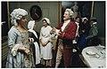 Landgoed Beeckestijn in 18'-eeuws kostuum zullen vrijwilligers de bezoekers van de buitenplaats rondleiden.JPG
