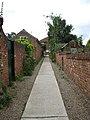 Lane to Emmanuel Church - geograph.org.uk - 883845.jpg