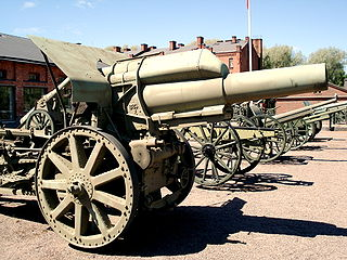 21 cm Mörser 16 Type of Howitzer