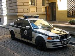Latvian police car.JPG