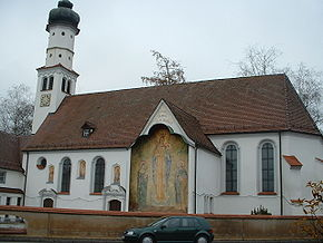 Chapel of St Leonhard