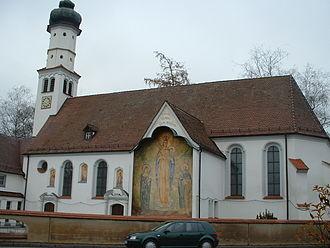 Laupheim - Chapel of St Leonhard