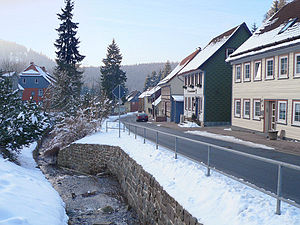 Lautenthal - Laute in Lautenthal