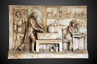 Lavoisier in his laboratory-Louis Ernest Barrias-MG 1617