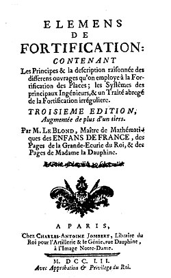 Le Blond, Guillaume – Eléments de fortification, 1752 – BEIC 1446424.jpg