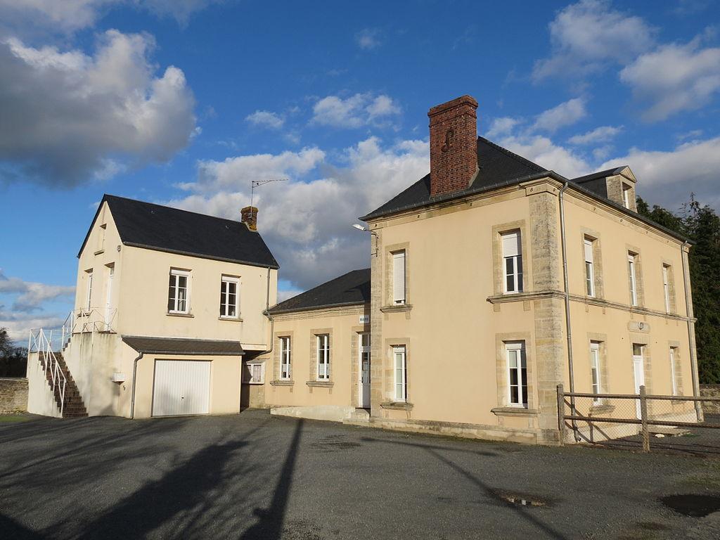 Le Breuil-en-Bessin - Mairie.JPG