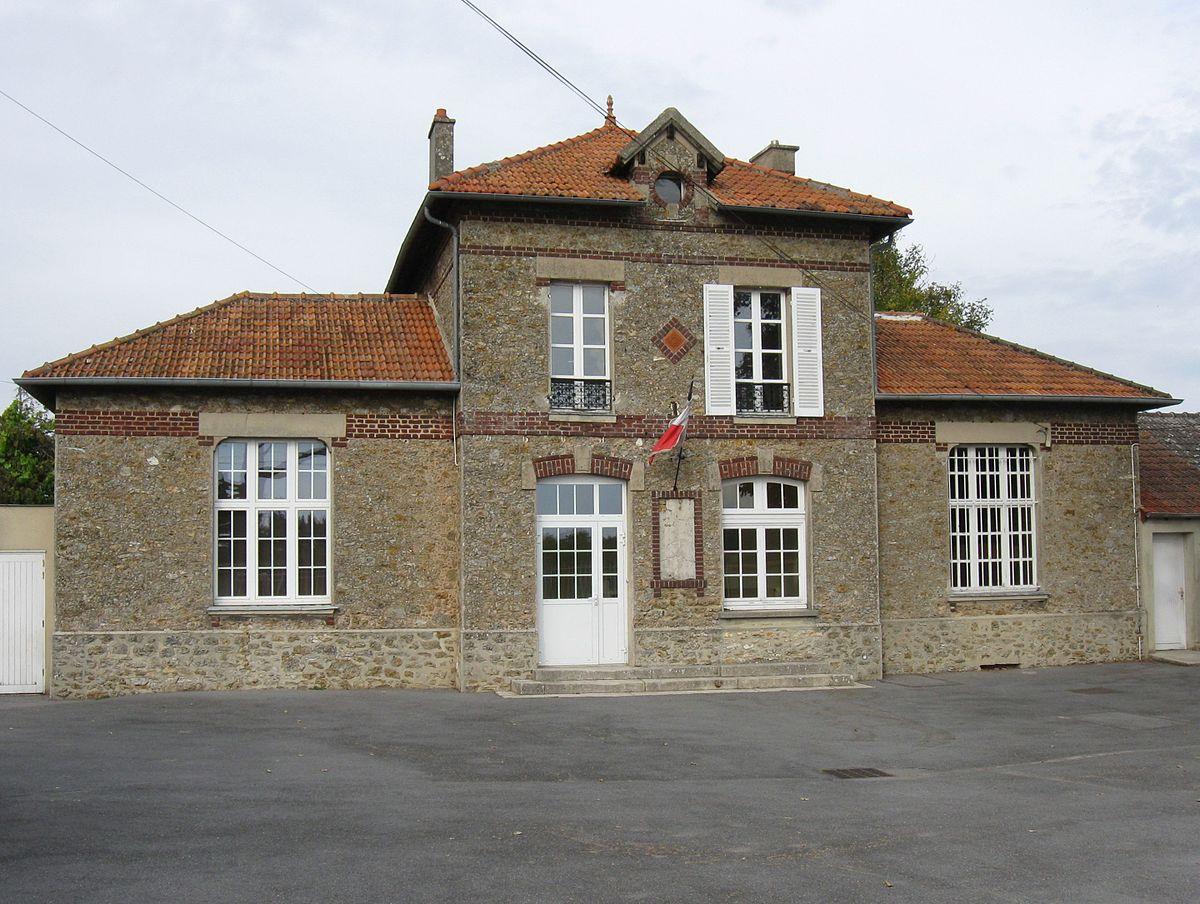 Le Plessis aux Bois u2014 Wikipédia # Le Plessis Aux Bois