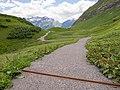 Lech - Warth - Weg Bürstegg-Steffisalpe 01.jpg