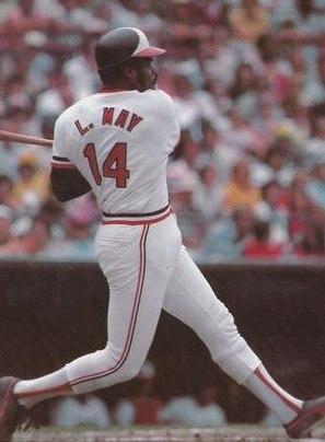 Lee May 1977