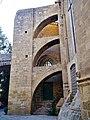 Lefkoşa Selimiye-Moschee (Sophienkathedrale) Strebebögen.jpg