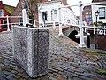 Leiden - Bagage by Ram Katzir, Vliet.jpg