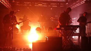 Leprous - Leprous live in Milan in 2017 during their Malina Tour.