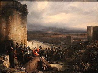 Les Cordeliers. Épisode du siège de Metz