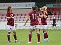 Lewes FC Women 0 West Ham Utd Women 5 pre season 12 08 2018-490 (43300100804).jpg