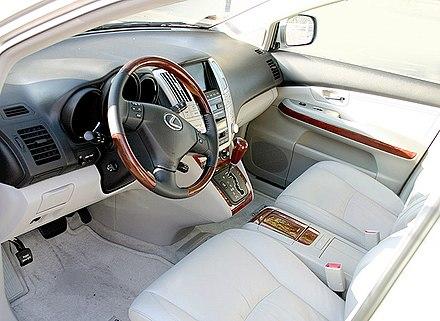 Lexus Rx 350 2003