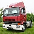 Leyland T45 Roadtrain tractor unit 1988.jpg