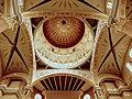 Licheń- Sanktuarium Matki Bożej Licheńskiej. Bazylika widok z wnętrza - panoramio (5).jpg