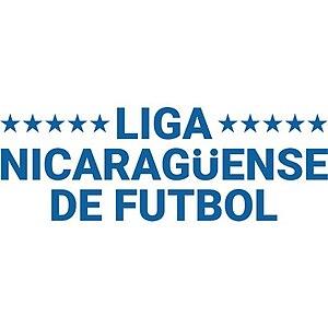 Nicaraguan Primera División - Image: Liga Nicaragüense de Futbol logo