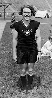Lillian Copeland athletics competitor