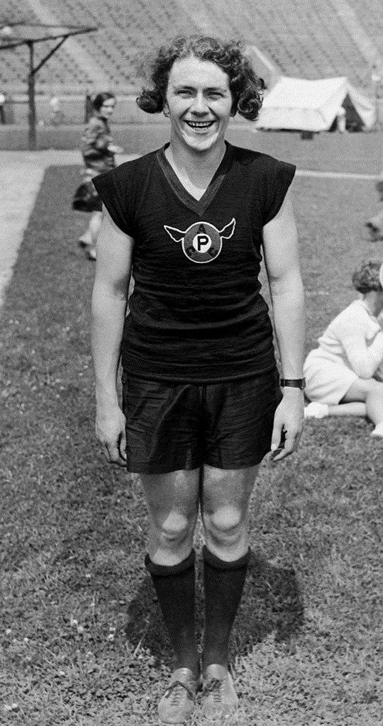 Lillian Copeland 1938