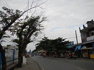 Limay Municipality in Central Luzon, Philippines