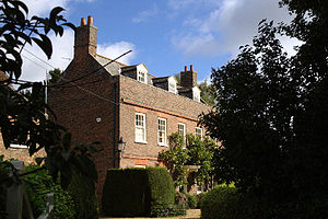 Elm, Cambridgeshire -  The Limes, 18th-century farmhouse in Elm, Cambridgeshire