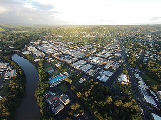 Lismore, New South Wales Town in New South Wales, Australia
