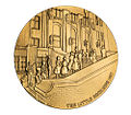 Little Rock Nine Congressional Gold Medal (front).jpg
