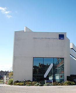 John Lennon Art and Design Building