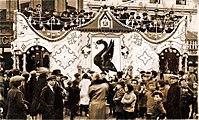 Liverpool tram, Queen Victoria Golden Jubilee 1887.jpg