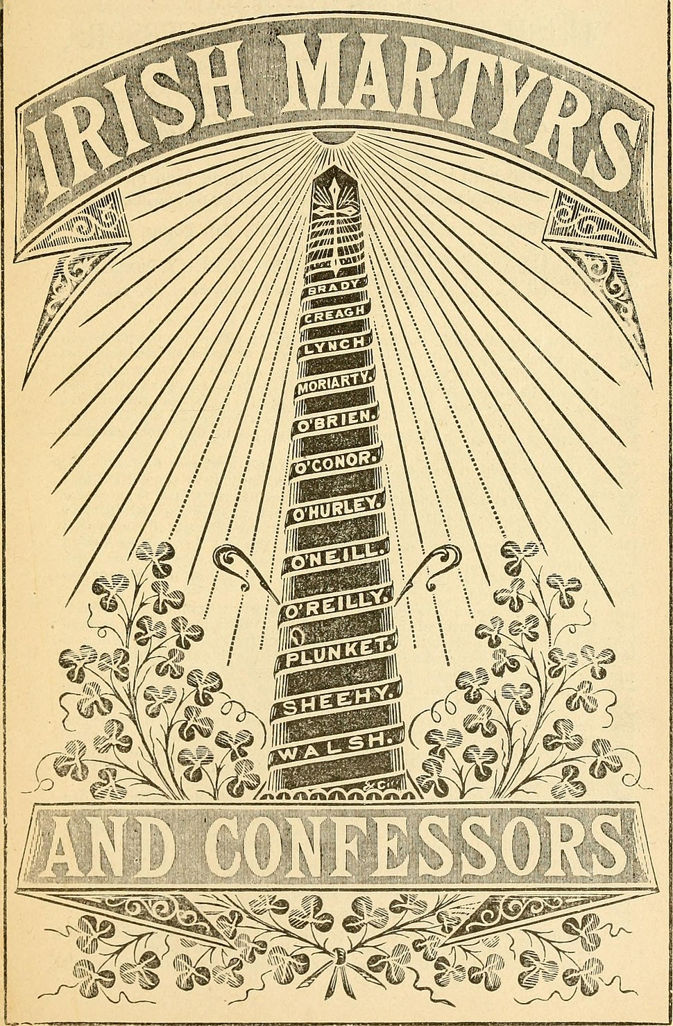 Lives of Irish Martyrs and Confessors (1880) (14594645478)