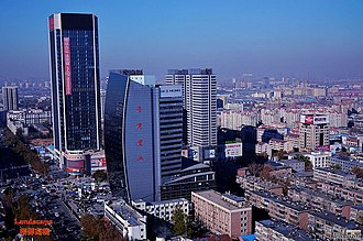 Lixia District - Image: Lixia, Jinan, Shandong, China panoramio (100)