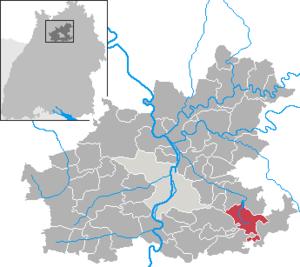 Löwenstein - Image: Loewenstein in HN