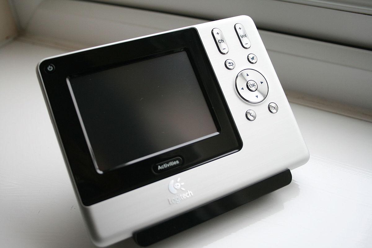 Logitech Harmony Wikipedia Hgf And Remote Thermostat