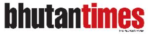 "Bhutan Times - Image: Logo gazety ""Bhutan Times"""