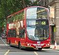London Central bus WVL240 (LX06 DZZ) 2006 Volvo B7TL Wrightbus Eclipse Gemini, Southampton Row, route 68, 4 June 2011 (2).jpg