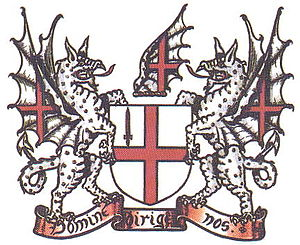 London coats of arms