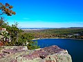 Looking North from Devil's Lake Overlook - panoramio.jpg