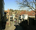 Looking down Gentle Street, Frome - geograph.org.uk - 1744029.jpg
