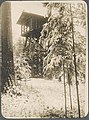 Lookout in snow at Beaux Arts Village, circa 1910 (MOHAI 8957).jpg