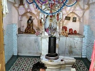 Suswani Mataji - Lord Shiva Ancient Shrine in from where Shiva appeared to aid of Suswani Devi.