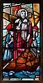 """Loughrea St. Brendan's Cathedral Window """"Breandán Naoṁṫa ar an Muir"""" by Sarah Purser 2019 09 05.jpg"""